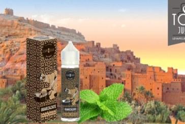 REVUE / TEST : Ouarzazate (Tea Edition) par Curieux Eliquides