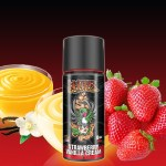 REVUE / TEST : Strawberry Vanilla Cream (Gamme Pico Fizz) par My's Vaping