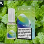 REVUE / TEST : Two Mints (Gamme Elements) par Liqua