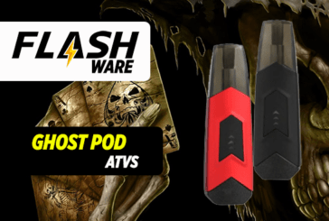 FLASHWARE : Ghost Pod 350mAh (ATVS)