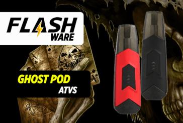 FLASHWARE:Ghost Pod 350mAh(ATVS)