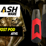 FLASHWARE: Ghost Pod 350mAh (ATVS)