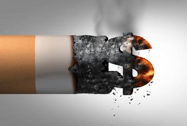 בלגיה: מס הטבק העקיף מביא 123,8 מיליון נוספים בשנת 2018.