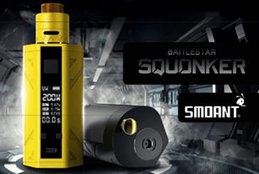 INFORMAZIONI SUL LOTTO: Battlestar Squonker 200W (Smoant)