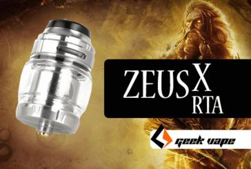 BATCH INFO: Zeus X RTA (GeekVape)