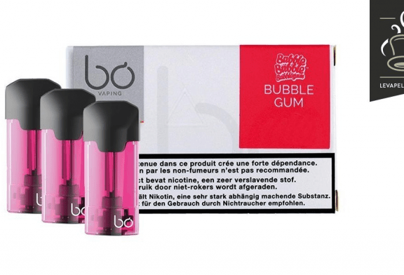 REVUE / TEST: Bubble Gum por JWell