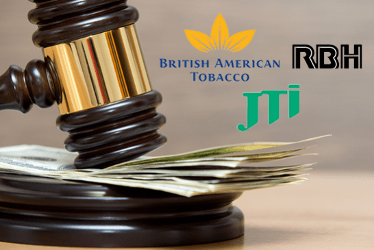 CANADA: Tobacco Companies Sentenced to Pay 15 Billion Dollars to Tobacco Victims