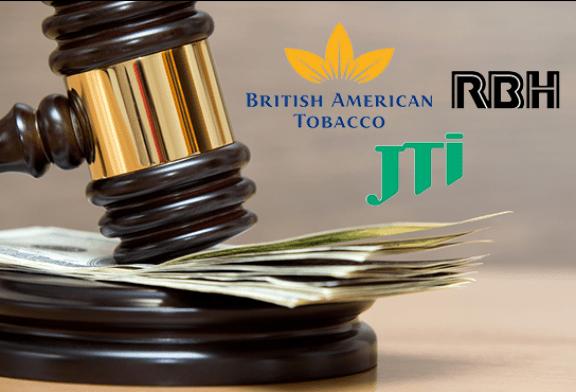 ΚΑΝΑΔΑ: Εταιρείες καπνού που καταδικάστηκαν να καταβάλουν δισεκατομμύρια δολάρια 15 σε θύματα καπνού