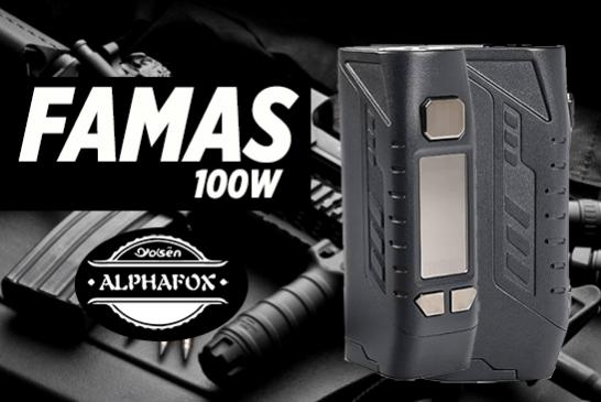 INFO BATCH : Famas 100W (Alphafox)