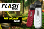 FLASHWARE:Fox 400mAh(Sikary)