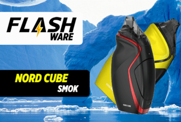FLASHWARE: North Cube (Smok)