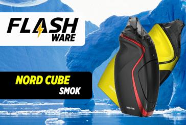 FLASHWARE : Nord Cube (Smok)