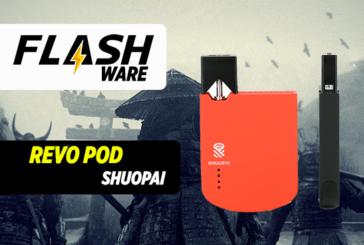 FLASHWARE: Revo Pod 400mAh (Shuopai)