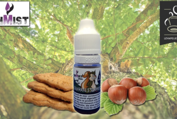 REVUE / TEST : Squirrel's Surprise (Gamme Vaping Animals) par OhMist