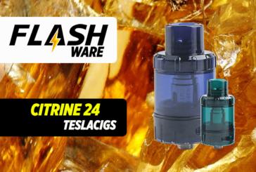 FLASHWARE: Citrine 24 (Teslacigs)