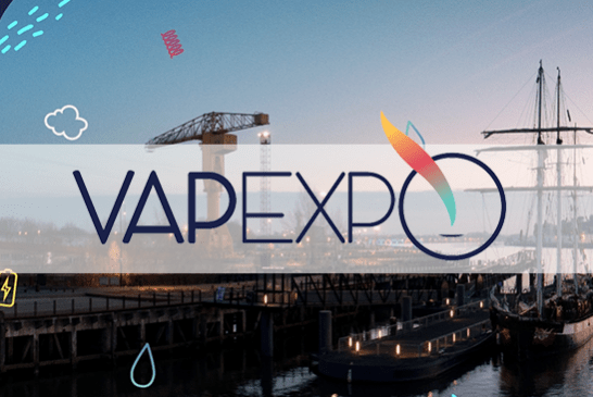 VAPEXPO: 4233 entries for the Nantes edition, a declining affluence!