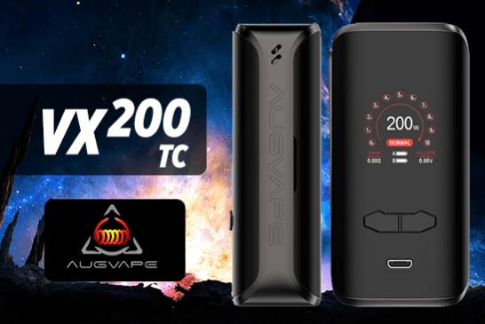 INFORMACIÓN DEL LOTE: VX200 (Augvape)