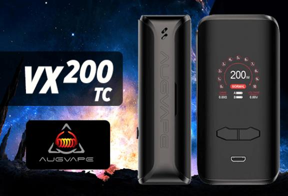 INFO BATCH : VX200 (Augvape)