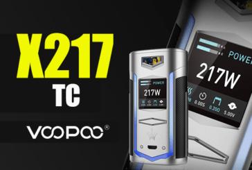 מידע נוסף: X217 TC (Voopoo)
