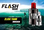 FLASHWARE : Zlide Tank (Innokin)