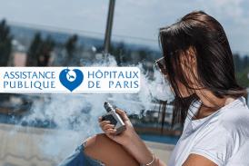 GEZONDHEID: AP-HP is nog steeds op zoek naar 500-vrijwilligers voor ECSMOKE e-sigaretonderzoek