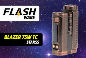 FLASHWARE : Blazer 75W TC (Starss)