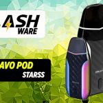 FLASHWARE: Bravo Pod 1000mAh (Starss)
