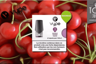 REVUE / TEST: Black Cherry di Vype