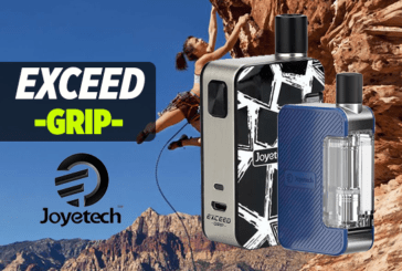 INFO BATCH : Exceed Grip (Joyetech)