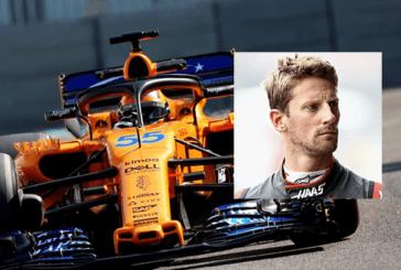 SAMENLEVING: F1-piloot Romain Grosjean vertelt over sponsoring via e-sigaretten.