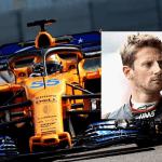 חברה: טייס F1 רומן Grosjean מדבר על חסות סיגריה אלקטרונית.