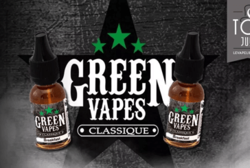 REVUE / TEST: Πρωινό (Classic Range) από το Green Vapes