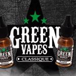 REVUE / TEST: colazione (gamma classica) di Green Vapes