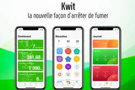 ΤΕΧΝΟΛΟΓΙΑ: Kwit, μια εφαρμογή κατά του καπνίσματος που μπορεί να σας βοηθήσει!