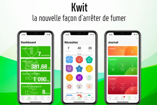 TECHNOLOGY: Kwit, an anti-smoking app that can help you!