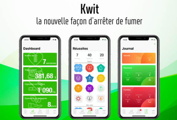 TECHNOLOGY: Kwit, an anti-smoking app that can help you!