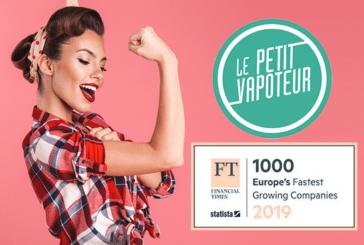 כלכלה: Le Petit Vapoteur עדיין בדירוג של הצמיחה האירופית הטובה ביותר!