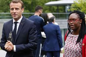 POLITICS: Adept at vaping, President Macron wants to make European regulations disappear.
