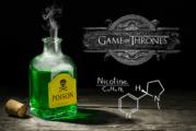 INSOLITE: Eine Parallele zwischen Game Of Thrones 'Würger' und Nikotin