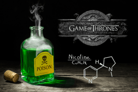 INSOLITE : Un parallèle entre le poison «étrangleur» de Game Of Thrones et la nicotine