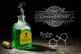 "INSOLITE: Παράλληλος με το δηλητήριο ""στραγγαλιστής"" του παιχνιδιού Thrones και τη νικοτίνη"
