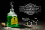 "INSOLITE: A parallel between the ""strangler"" poison of Game Of Thrones and nicotine"