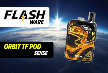 FLASHWARE: אורביט TF Pod (חוש)