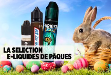 LET'S TALK E-JUICE: Our selection of chocolate e-liquids for Easter!