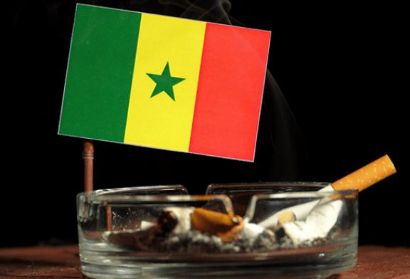 SÉNÉGAL : Une enquête nationale pour évaluer la loi anti-tabac en 2020.