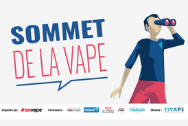PRESS RELEASE: Towards an 3th Summit of the Vape in October in Paris!