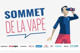 PERSBERICHT: Op weg naar een 3th Summit of the Vape in oktober in Parijs!