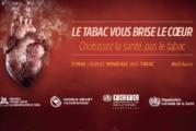 """GESUNDHEIT: Lungengesundheit für den nächsten """"World No Tobacco Day"""" geehrt."""