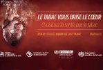 """HEALTH: Lung health in the spotlight for the next """"World No Tobacco Day""""."""