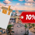 טוניסיה: מס טבק למימון בריאות הציבור.